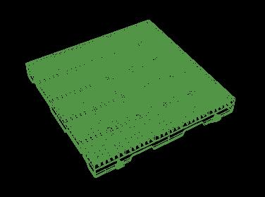 quadra - elemento modulare per l'edilizia - Gianazza
