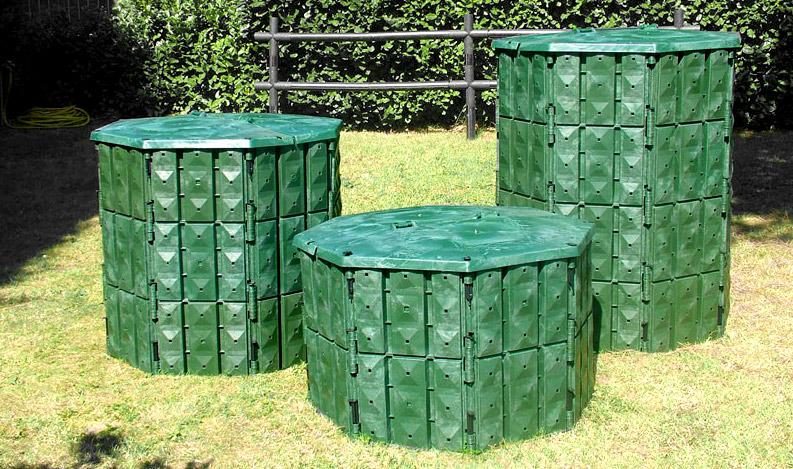 komposter ottogreen 600 800 Litri