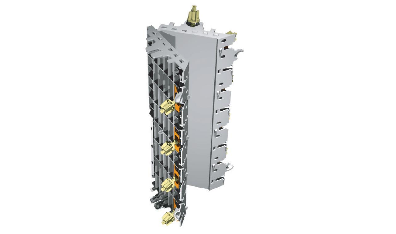 pilaster casaforma modulare