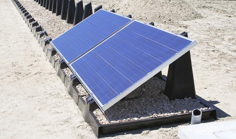 supporto fotovoltaico solar1
